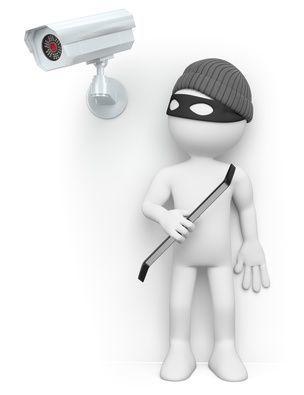 Einbrecher Kamera